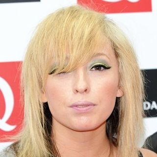 The Ting Tings, Katie White in 2008 Q Awards - Arrivals