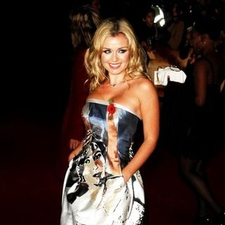 "Katherine Jenkins in ""Quantum of Solace"" Royal World Premiere - Arrivals"
