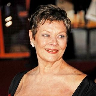 "Judi Dench in ""Quantum of Solace"" Royal World Premiere - Arrivals"