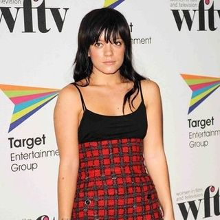 Lily Allen in 2008 Target Women in Film and Television Awards - Arrivals - SPX-025992