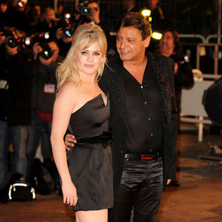 Duffy, Valery Zeitoun in NRJ Music Awards 2009 - Arrivals