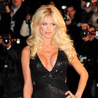 Victoria Silvstedt in NRJ Music Awards 2009 - Arrivals