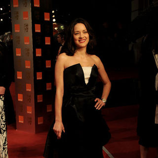 Marion Cotillard in 2009 Orange British Academy of Film and Television Arts (BAFTA) Awards - Arrivals