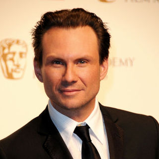 Christian Slater in 2009 Orange British Academy of Film and Television Arts (BAFTA) Awards - Arrivals