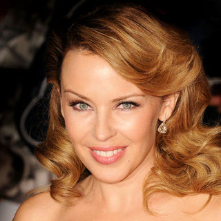 Kylie Minogue - The Brit Awards 2009 - Arrivals