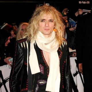 Justin Hawkins in The Brit Awards 2009 - Arrivals