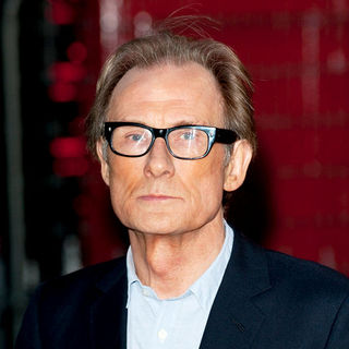 "Bill Nighy in ""The Boat That Rocked"" UK Premiere - Arrivals"