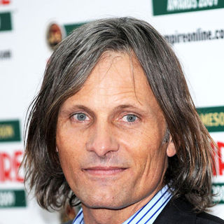 Viggo Mortensen in Jameson Empire Awards 2009 - Arrivals