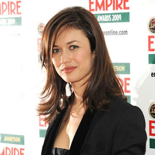 Olga Kurylenko in Jameson Empire Awards 2009 - Arrivals