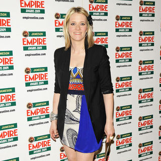 Edith Bowman in Jameson Empire Awards 2009 - Arrivals