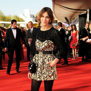 Alexa Chung in British Academy Television Awards 2009 - Arrivals