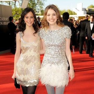 Kaya Scodelario, Hannah Murray in British Academy Television Awards 2009 - Arrivals