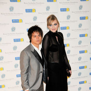 Jamie Cullum, Sophie Dahl in 4th Annual Raisa Gorbachev Foundation Gala Dinner Party - Arrivals