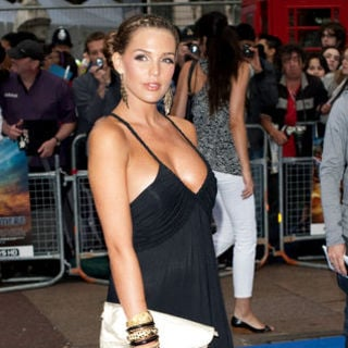 "Danielle Lloyd in ""Transformers: Revenge of the Fallen"" UK Premiere - Arrivals"