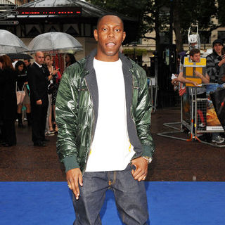 "Dizzee Rascal in ""Transformers: Revenge of the Fallen"" UK Premiere - Arrivals"