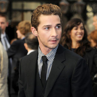 "Shia LaBeouf in ""Transformers: Revenge of the Fallen"" UK Premiere - Arrivals"