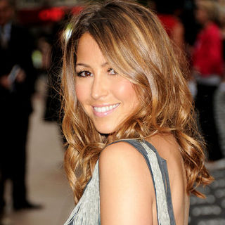 "Rachel Stevens in ""Bruno"" UK Premiere - Arrivals - SPX-030767"