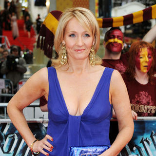 "J.K. Rowling in ""Harry Potter and the Half-Blood Prince"" World Premiere - Arrivals"