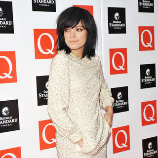 Lily Allen in Q Awards 2009 - Arrivals
