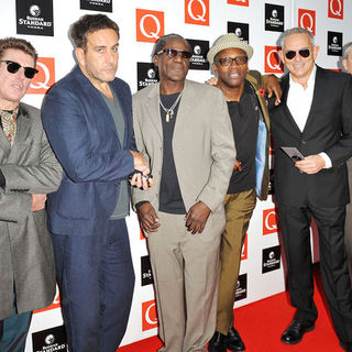 The Specials in Q Awards 2009 - Arrivals
