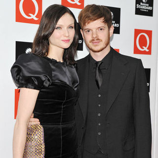 Sophie Ellis-Bextor, Richard Jones in Q Awards 2009 - Arrivals