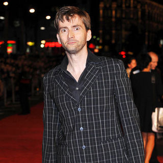 "David Tennant in 53rd Annual Times BFI London Film Festival - ""Glorious 39"" Premiere - Arrivals"