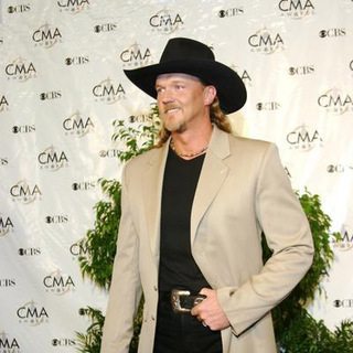 Trace Adkins in 38th Annual Country Music Awards Arrivals