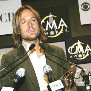 38th Annual Country Music Awards Press Room