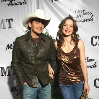 Brad Paisley in 2005 CMT Music Awards - TDV-001343