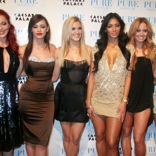 Pussycat Dolls Casino Opening at Ceasars Palace Hotel
