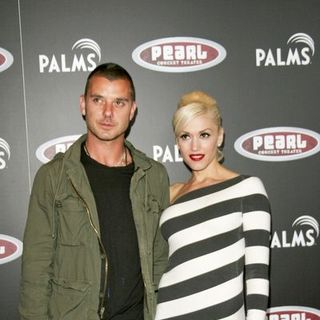 Gwen Stefani, Gavin Rossdale in Grand Opening of The Pearl at The Palms Hotel In Las Vegas with Gwen Stefani in Concert