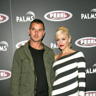 Gwen Stefani in Grand Opening of The Pearl at The Palms Hotel In Las Vegas with Gwen Stefani in Concert
