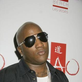 Young Jeezy in TAO Beach Nightclub Grand Opening at The Venetian Hotel and Casino in Las Vegas - Arrivals