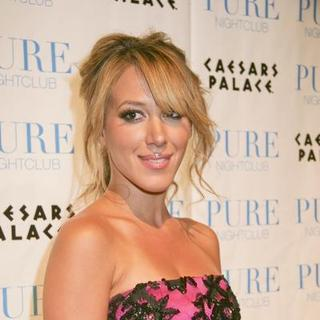 Haylie Duff in Nelly Furtado Afterparty