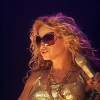 Paulina Rubio Performs Live In Concert - TTO-004789
