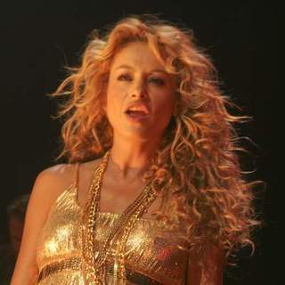 Paulina Rubio Performs Live In Concert - TTO-004797