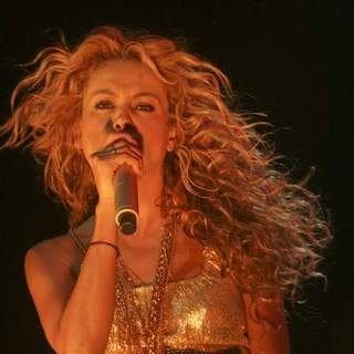 Paulina Rubio Performs Live In Concert - TTO-004798