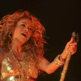 Paulina Rubio Performs Live In Concert - TTO-004800