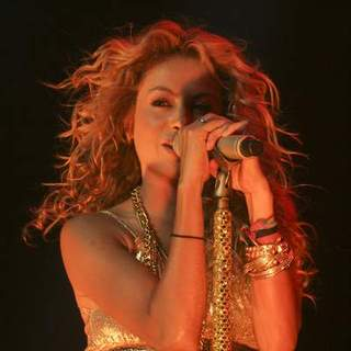 Paulina Rubio Performs Live In Concert - TTO-004802