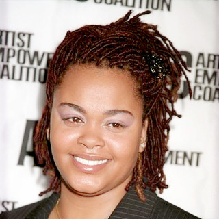 Jill Scott in Artist Empowerment Coalition Luncheon Honoring the Nominees of the 45 Annual Grammy Awards