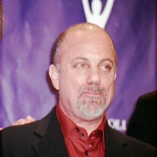 Billy Joel in The 18th Annual Rock and Roll Hall of Fame Induction Ceremony
