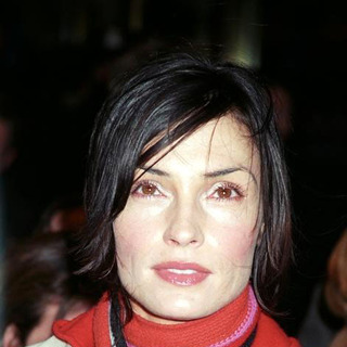 Famke Janssen in Opening Night of Baz Luhrmann's Production of Puccini's La Boheme