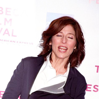 Catherine Keener in The Interpreter Movie Premiere at the 4th Annual Tribeca Film Festival