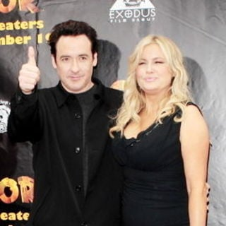 "John Cusack, Jennifer Coolidge in ""Igor"" Los Angeles Premiere - Arrivals"