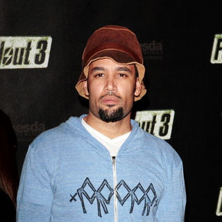 "Ben Harper in ""Fallout 3"" Launch Party - Arrivals"