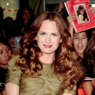 "Elizabeth Reaser in ""Twilight"" Los Angeles Premiere - Arrivals"