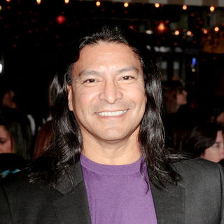 "Gil Birmingham in ""Twilight"" Los Angeles Premiere - Arrivals"