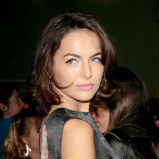 "Camilla Belle in ""Twilight"" Los Angeles Premiere - Arrivals"
