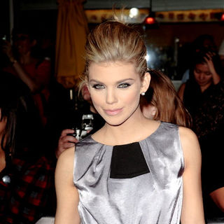 "AnnaLynne McCord in ""Twilight"" Los Angeles Premiere - Arrivals"