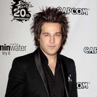 "Ryan Cabrera in Capcom Presents the Launch of the Highly Anticipated ""Street Fighter IV"" - Arrivals - TYG-003196"
